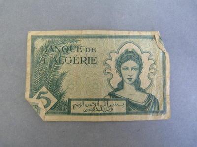 Five Francs