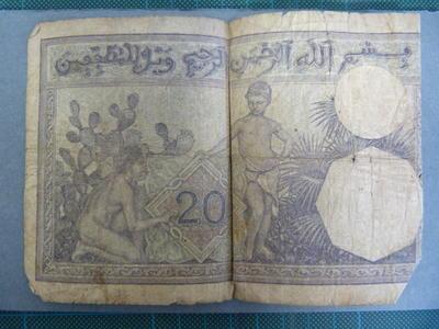 Twenty Francs