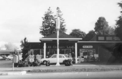 C.B. Green Ltd Service Station