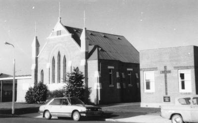 Te Awamutu Methodist Church