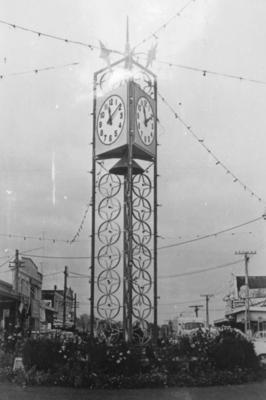 Te Awamutu Town Clock