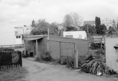 Clark and McMillan's Old Storeroom