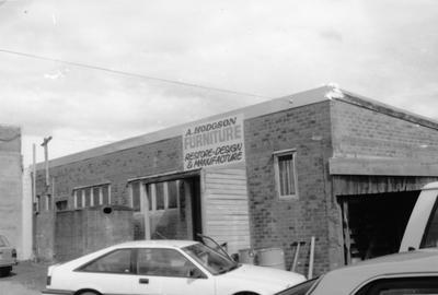 A. Hodgson Furniture Shop