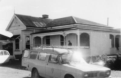 Mrs. Dot Delaney's House