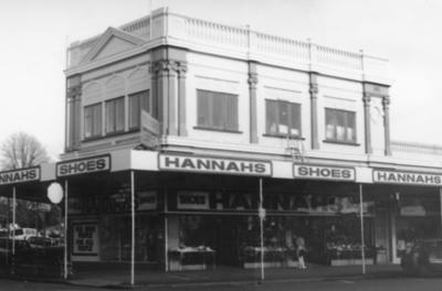 Hannahs Shoe Store