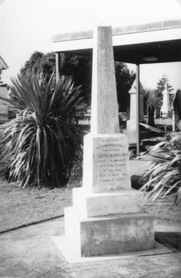 New Zealand Government Memorial