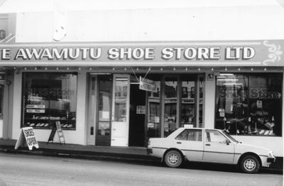Te Awamutu Shoe Store