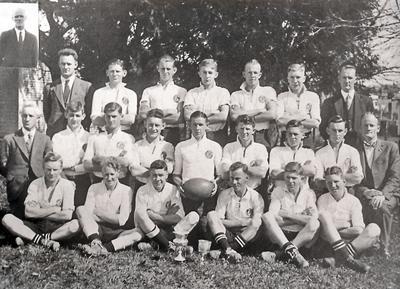 Te Awamutu District High School Old Boys Football Team