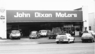 John Dixon Motors
