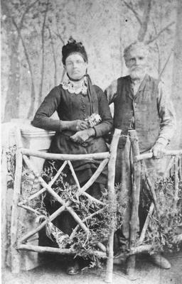 Phillip and Elizabeth Munro