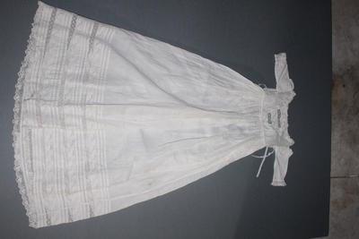 Stewart Alexander's Christening Gown
