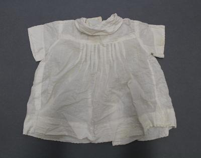 Child's bloomers and shirt
