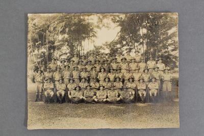 Army Unit in Fiji