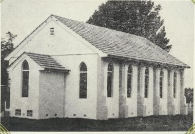 Pirongia Methodist Church