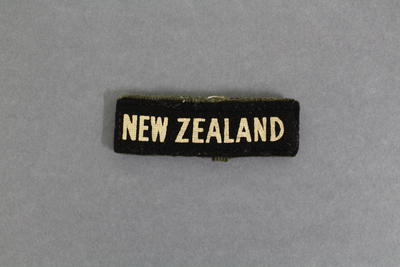 New Zealand Lapel