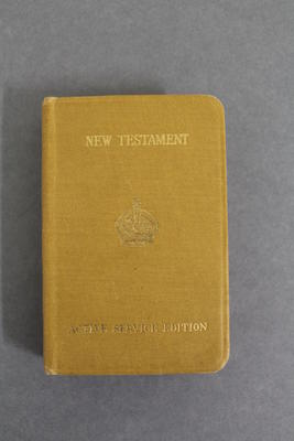New Testament (Active Service Edition)