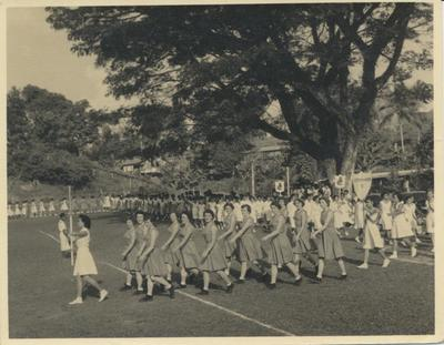 Marching group