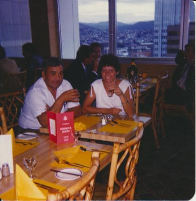Maori Couple