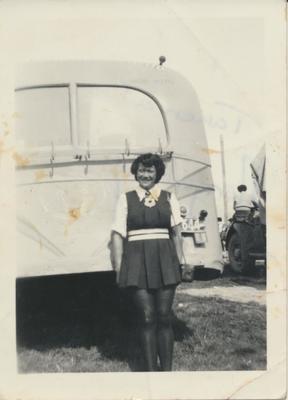 Maori Girl
