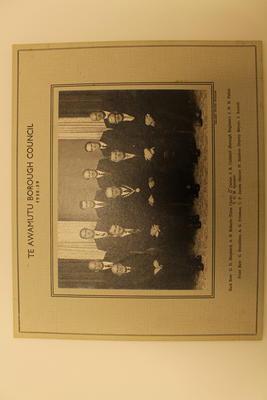 Photograph of Te Awamutu Councillors