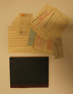 Farming Journals and Various Paperwork