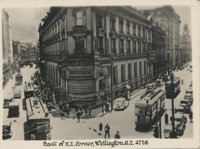 Bank of New Zealand Corner