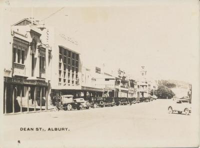 Dean Street, Albury
