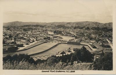 General View, Gisborne
