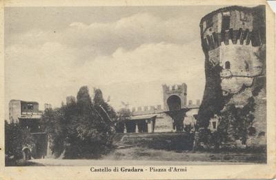 Castello di Gradara- Piazza d'Armi