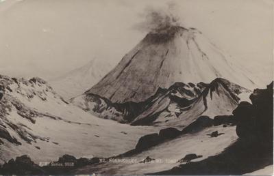Mount Ngaruohuoe