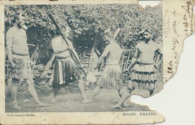 """Maori Braves"""