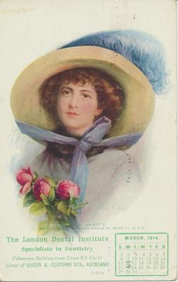 Cartoon of a Woman