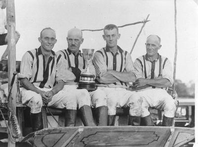 Te Awamutu Polo Team