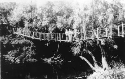Harris' Swing Bridge
