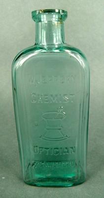 Chemist bottle
