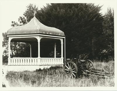 Te Awamutu Band Rotunda