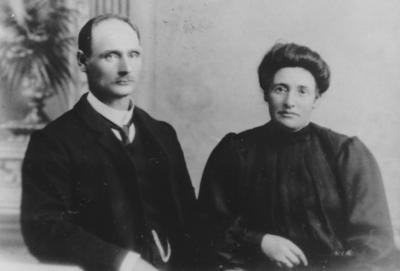 Henry Hector Hutt and Edith Mary Hutt