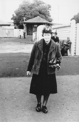 Miss Margaret Mathews