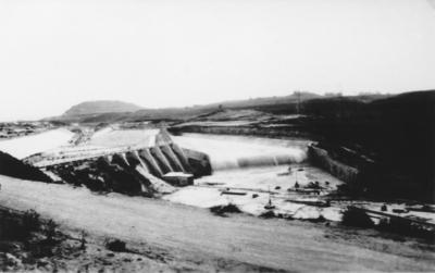 Arapuni Spillway