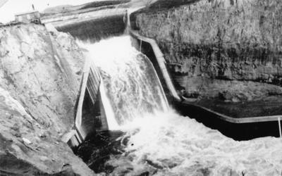 Arapuni Falls