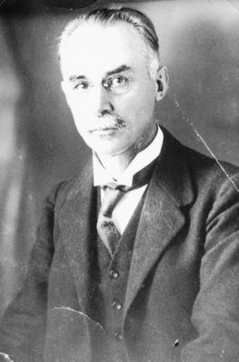 Dr John Slingsby Reekie