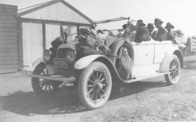 Theo Langmuir's Taxi