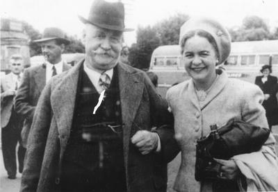James and Edna Langmuir