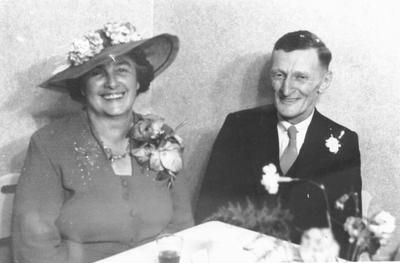 Evelyn and Frank Mathews