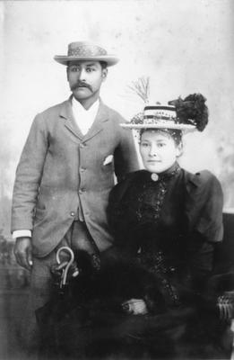 Arabella Ngaheti Neshausen and Husband