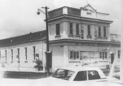 Te Awamutu Town Hall