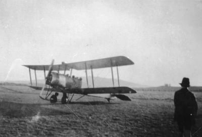 Walsh Brother Byplane