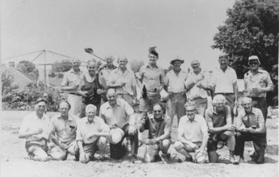Te Awamutu Masonic Lodge Members