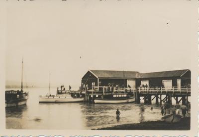 Kawhia Wharf