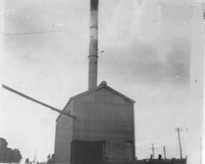 Te Awamutu Milk Powder Plant